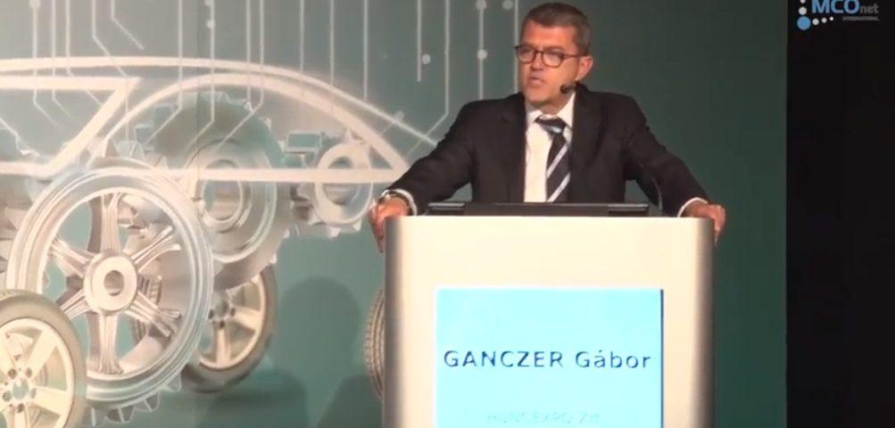 Ganczer Gábor megnyitó beszéde