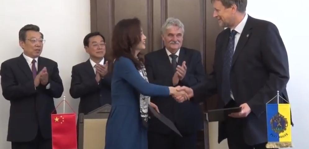 Szabó István Együttműködési megállapodás